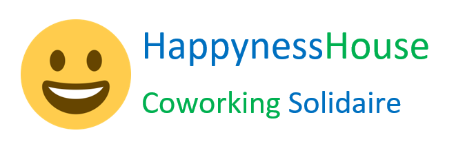 happynesshouse coworking solidaire logo